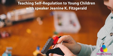 Teaching Self-Regulation to Young Children tickets
