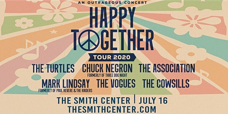Happy Together 2020 tickets