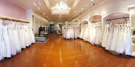 Blush Bridal Open House