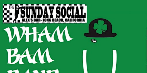 The Sunday Social with Wham Bam Band