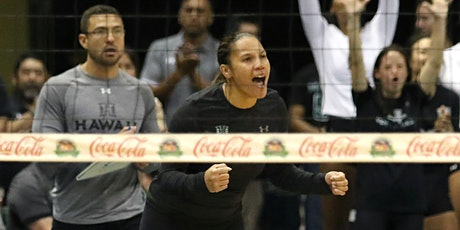 County of Kaua```i & UH Women's Volleyball Clinic 4th-8th Grade tickets