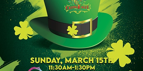 ST.PATRICK'S Painting Brunch tickets