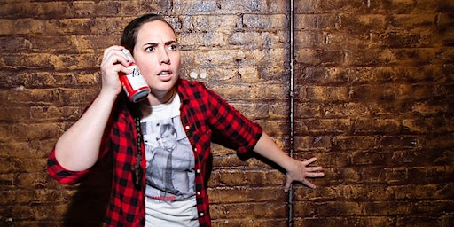 Hideout Comedy presents Caitlin Peluffo