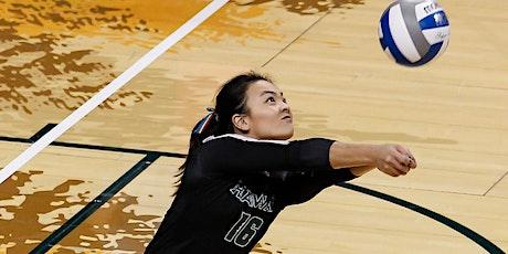 County of Kaua```i & UH Women's Volleyball High School Clinic 1 tickets