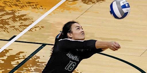 County of Kaua```i & UH Women's Volleyball High School Clinic 1