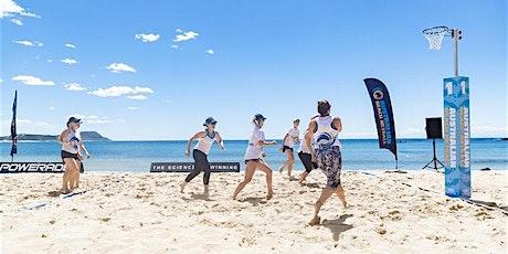Beach Netball Championships tickets