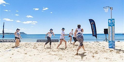 Beach Netball Championships