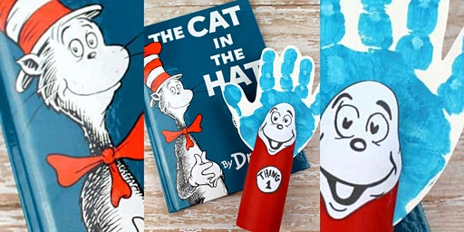 Dr. Seuss Storytime and Craft