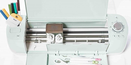 Cricut Vinyl and Fabric Cutting Class