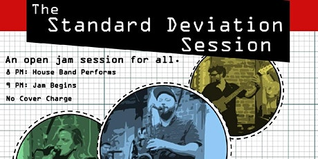 RevEx: The Standard Deviation Session tickets