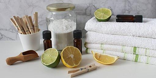 Toxin-Free Spring Cleaning