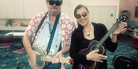 BLUES SCHOOL 2020 Learn Ukulele Blues with Chai!  Lesson 2 tickets