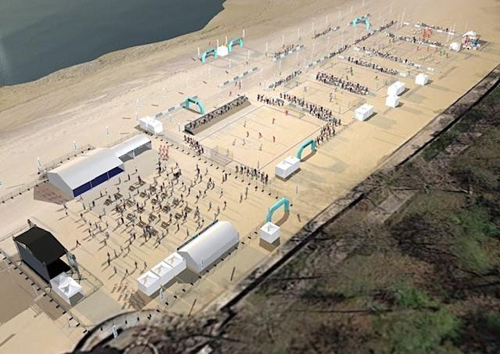 Beach Netball Championships image