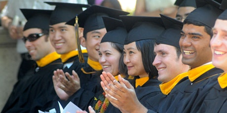 Berkeley School of Information May 2020 Commencement tickets