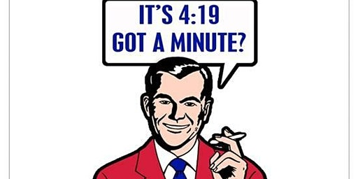 Got a minute? 4/20 Celebration
