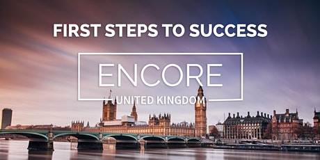 First Steps to Success Encore in Leeds, UK - March 6-8, 2020 tickets