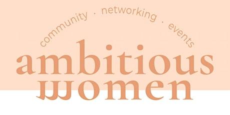 Ambitious Women Workshop #1 Pricing - Verdiene, was du verdienst! (Deutsch) Tickets