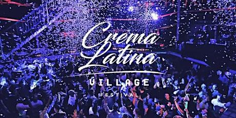 Crema Latina Village Festival 2020 ✘ Hochseilgarten Wiesloch Tickets