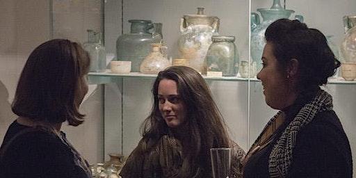 'Museum-cased' ladies