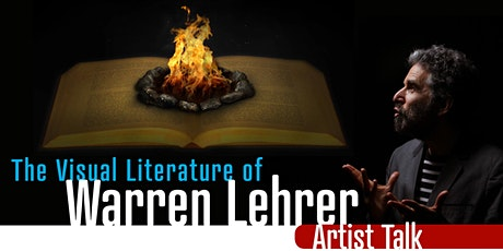 Artist Presentation with Warren Lehrer tickets