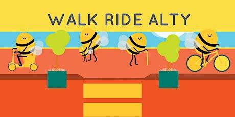 Walk Ride Alty Public Meeting tickets