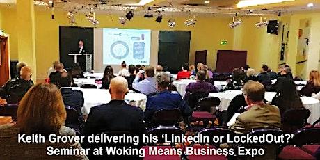 'Learn2Love LinkedIn' Morning Workshop in Cobham tickets