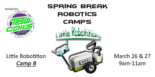 Little Robotitions Camp B