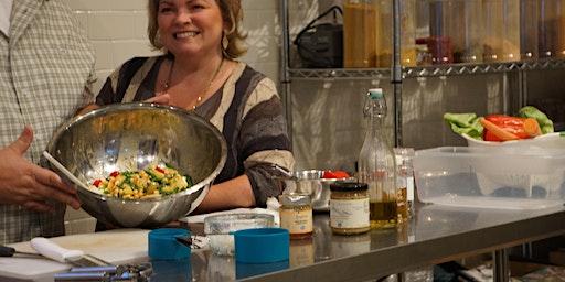 Cooking Class: Mediterranean Lifestyle 2