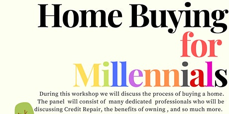 S.C.S.V.A in conjunction with Stephen Troublefield presents... Home Buying For Millennials tickets