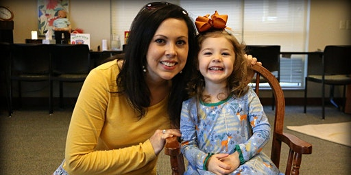 Mommie and Me The Toddler Years Oct. 27 - Nov. 10