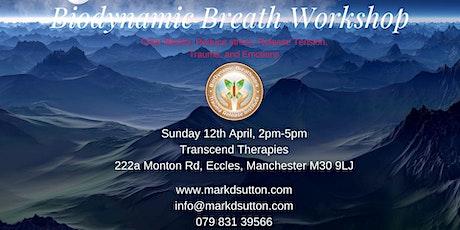 Biodynamic Breathwork and Trauma Release Workshop tickets