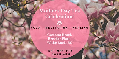 MOTHER'S DAY CELEBRATION on MAY 9th!