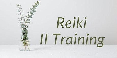 Usui Reiki Level II tickets