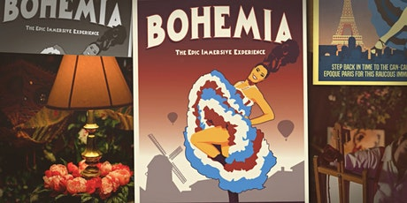 Bohemia! The Grand-Scale Immersive Experience by Epic Immersive tickets