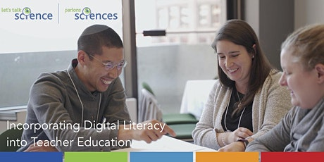 Incorporating Digital Literacy into Teacher Education tickets