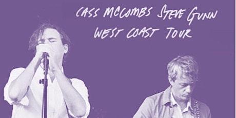 CASS MCCOMBS/STEVE GUNN :: Pappy & Harriet's 5/1 tickets
