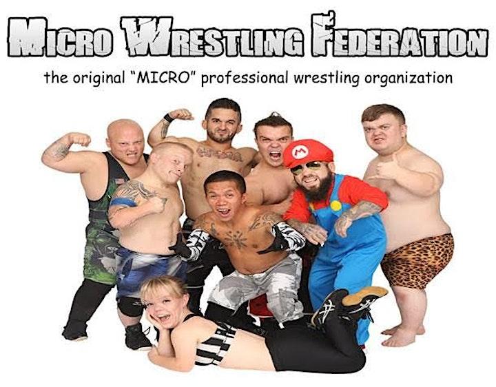 Micro Wrestling Federation image