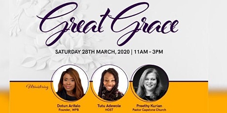 Ignite women's Conference 2020 tickets