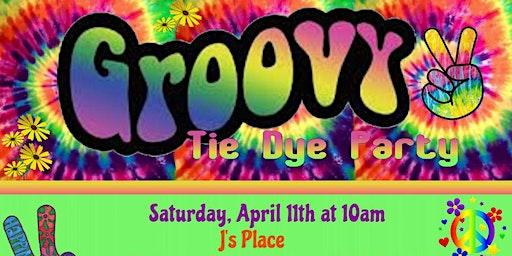 J's Place Tie Dye Making Party
