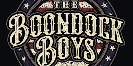 Boondock Boys Benefit tickets