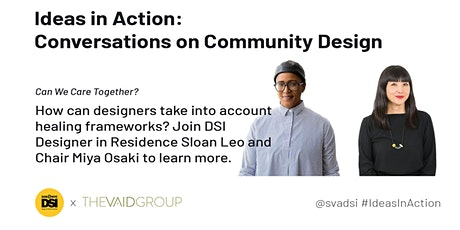 Ideas In Action: Can We Care Together? tickets
