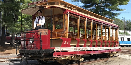 Seashore Trolley Museum General Admission tickets