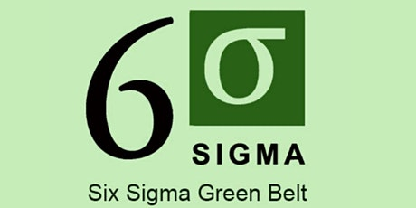 Lean Six Sigma Green Belt (LSSGB) Certification Training in Raleigh tickets