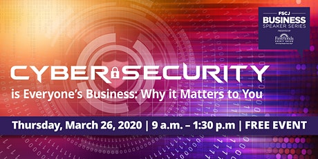 Cybersecurity is Everyone's Business: Why it Matters to You tickets