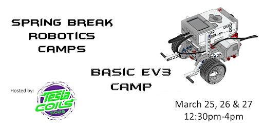 Basic EV3 Robotics Camp