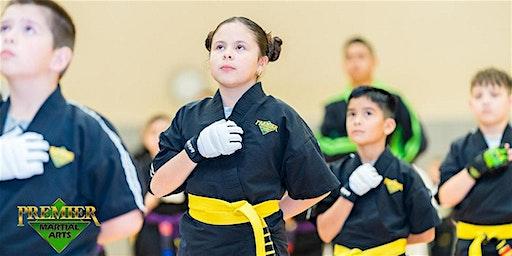 Copy of Karate for Concentration Workshop