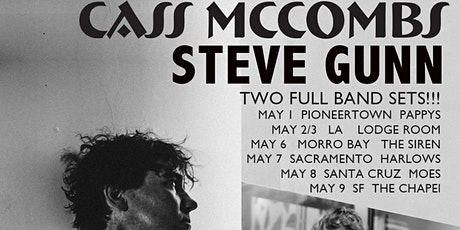 Cass McCombs/Steve Gunn tickets