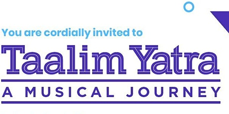 Taalim Yatra: A Music Journey tickets