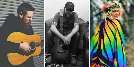 Nashville North Songwriter Showcase: Stacy Hanson, Andy Hughes, Nici Peper tickets