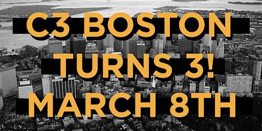 C3 Boston Birthday Service - Weymouth